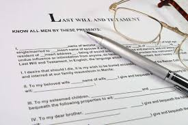 Intestacy Deceased Without A Will In Michigan Gold
