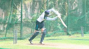 Joe Root batting in the nets - England ...