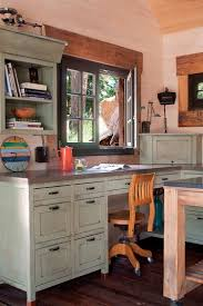vintage shabby chic inspired office. Simple Inspired Vintage Shabby Chic Inspired Office Custom Built Desk For The Small N