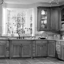 que distressed black kitchen cabinet distressed black