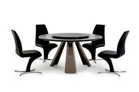 contemporary round dining table emejing contemporary round dining