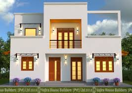 Box House Designs Sri Lanka Two_storey Vajira House Builders Private Limited Best