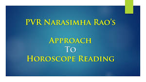 How To Read A Horoscope Divisional Charts In Vedic Astrology By Pvr Narasimha Rao