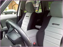 car seat cover 4runner 2016