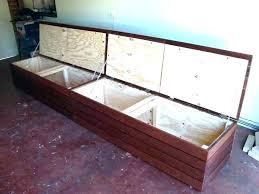 wooden storage bench outdoor outdoor wood storage bench outdoor storage seating storage bench seat in home