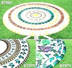 vinyl round tablecloth with elasticized edge round vinyl tablecloth with elastic round vinyl table cloth round