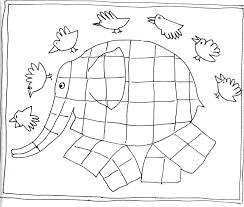 25 Het Beste Kleurplaat Elmer De Olifant Mandala Kleurplaat Voor