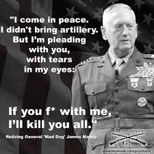 General Mattis Quotes Fascinating 48 Quotes That Define General Mattis Daily Headlines