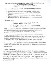 Essay Writing Example For Kids Persuasive Writing Examples For Kids Math One Teachers