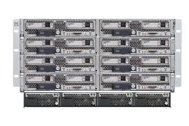 Cisco Servers Cisco Ucs 5108 4 X B200 M3 Blades Custom Spec