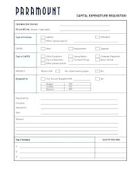 Repair Request Template Work Order Form Equipment Letter