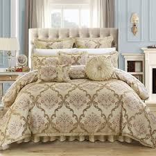 chic home aubrey 9 piece comforter set reviews wayfair regarding brilliant property 9 piece bedding set plan