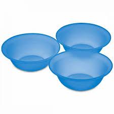 sterilite small bowls 3 pack 20 oz