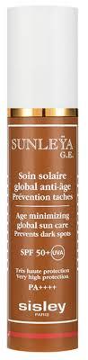 Глобальный <b>антивозрастной солнцезащитный крем</b> Global anti ...