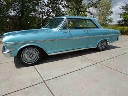 1963 Chevrolet Nova for Sale | ClassicCars.com | CC-989839