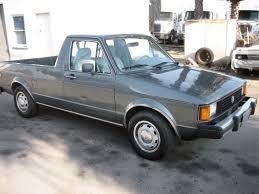 volkswagen rabbit. 070116 barn finds - 1981 volkswagen rabbit pickup lx 3