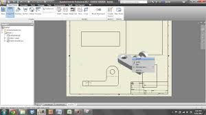 To draw a defined length of line you can take the help of heads up display. Creating Drawings In Inventor Mae3