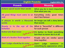 best english proverbs images english language  the language boutique