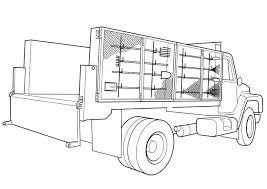 Vrachtwagens Kleurplaten Kleurplaten Vrachtwagens Volvo Auto
