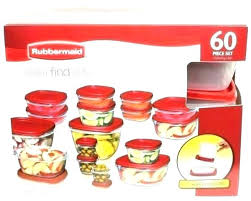 rubbermaid food storage containers sets container premier glass