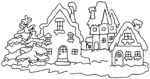 Small Picture winter wonderland coloring pages Coloring Pages Ideas