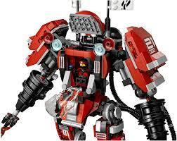 LEGO Ninjago 70615 - Kai's Feuer Mech: Amazon.de: Spielzeug
