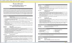 Examples Of Successful Resumes Successful Resume Examplesw To Write Good Sample Of Excellent 12