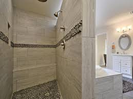 Contemporary Master Bathroom With DropIn Bathtub  Inset Cabinets - Contemporary master bathrooms