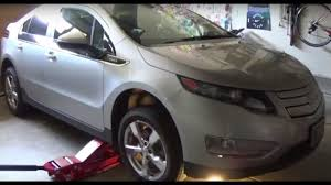 How to Change the Oil On a Chevy Volt - YouTube