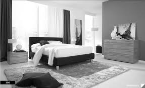 Grey Bedroom Black Furniture Raya Furniture - Grey wall bedroom ideas