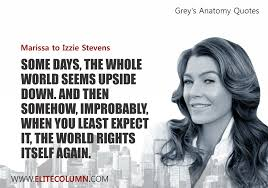 Grey's Anatomy Quotes Magnificent Grey's Anatomy Quotes 48 EliteColumn