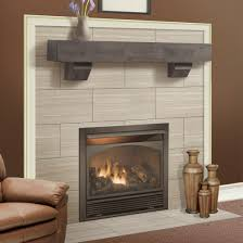 procom zero clearance fireplace insert with remote model gas grey mantel shelf mantels available flush mount electric doors built painted brick gold screen