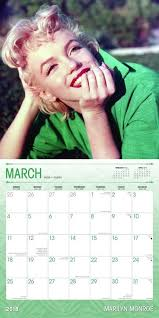 Phot Calendar Calendar 2020 Calendar 2018 Marilyn Monroe