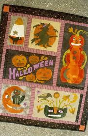 Vintage Halloween Woolen Quilt Pattern Set by Buttermilk Basin ... & Scroll Over Image for Close-up! Adamdwight.com