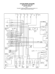 wiring diagram ford explorer 1996 wiring image wiring diagram for 1996 ford explorer the wiring diagram on wiring diagram ford explorer 1996