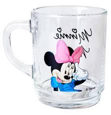 <b>Кружка Luminarc Disney</b> colors <b>Minnie</b>, 250 мл Стекло - купить в ...
