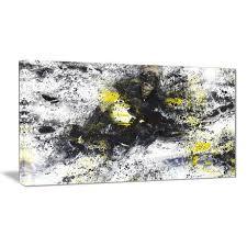 on grey and yellow wall art canada with design art hockey abstract goalie canvas wall art walmart canada