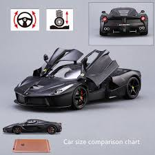 Us 125 58 58 Off Bburago 1 18 Ferrari Sports Car Manufacturer Authorized Simulation Alloy Car Model Crafts Decoration Collection Toy Tools In