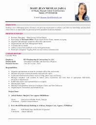 ojt resume. sample resume for ojt students Thevillasco