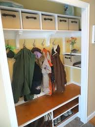 no front closet solutions ideas laundry closet makeover front hall closet storage