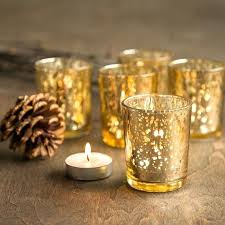gold candle holders bulk gold taper