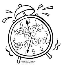 Small Picture dulemba Coloring Page Tuesday Back To School Time