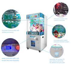 Cut Ur Prize Vending Machine Custom Barber Cut Machine Toy Crane Vending Game Machine