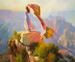 spirit of the canyon wall art decor at great big canvas steve henderson on great big canvas wall art with steve henderson work zoom spirit of the canyon wall art decor