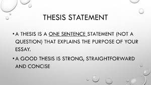 writing an informative essay ppt preparing for an informative essay 3 thesis