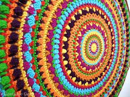 Patterns For Mandala Yarn Cool Inspiration Ideas
