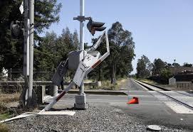 SMART train, truck collide in Santa Rosa; motorist injured