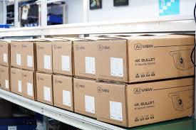 Bkav bán lô camera an ninh AI View đầu tiên sang Mỹ
