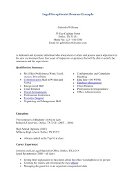Front Desk Receptionist Resume Sample Example Classy Hotel Release
