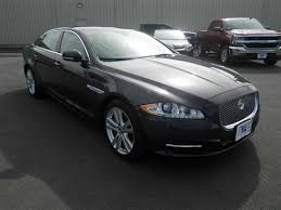 2016 jaguar xjl at j p motors in peru il